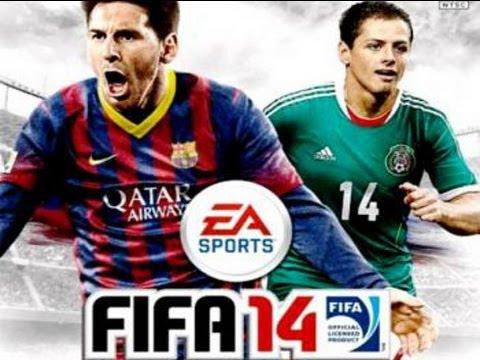 Chicharito y Messi serán la imagen del FIFA 2014