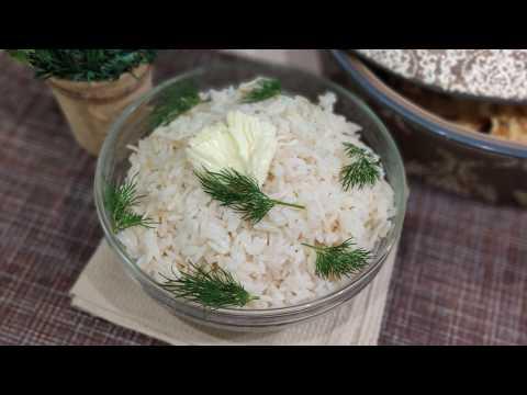 Варим ВСЕГДА рассыпчатый РИС. Как правильно варить рис.(по Тайски) - Duration: 3:27.