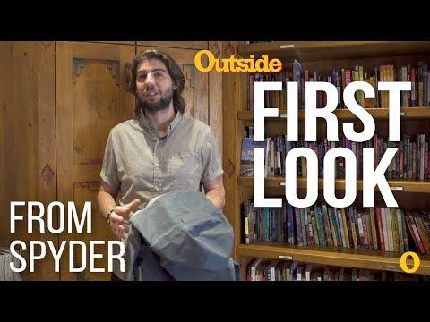 A Sneak Peek At Spyder's 2019 Gear