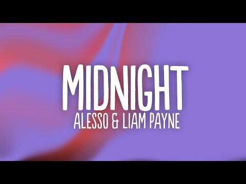 Alesso & Liam Payne - Midnight (Lyrics)