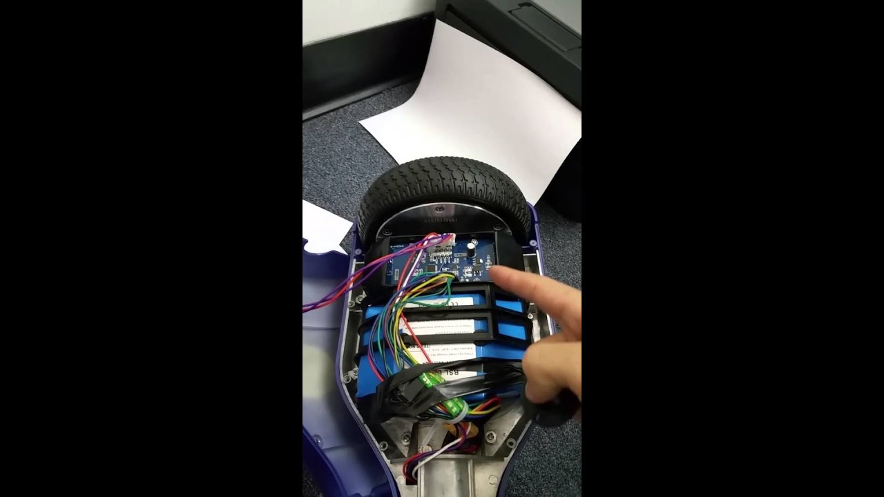 Hoverboard Pressure Sensor How To Fix Most Common Issue