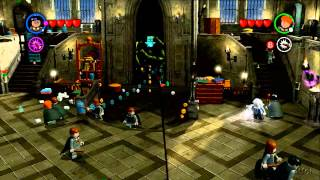 We Play Lego Harry Potter Years 1-4 - Around Hogwarts Part 4