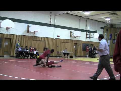 2011 Toronto Open: 65 kg Matt Jagas vs. Marcus Bennett