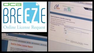 Check up on Your Doctor's License - Tutorial