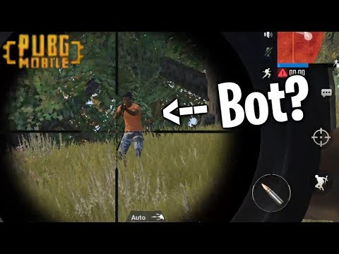 PUBG Mobile - Is It REALLY Full Of Bots?