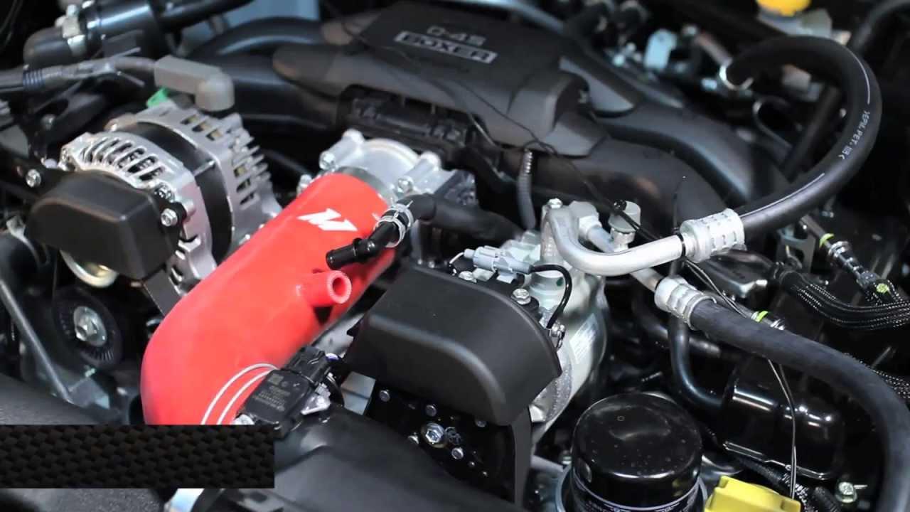 How To Install Mishimoto 2012 Subaru Brz Scion Fr S