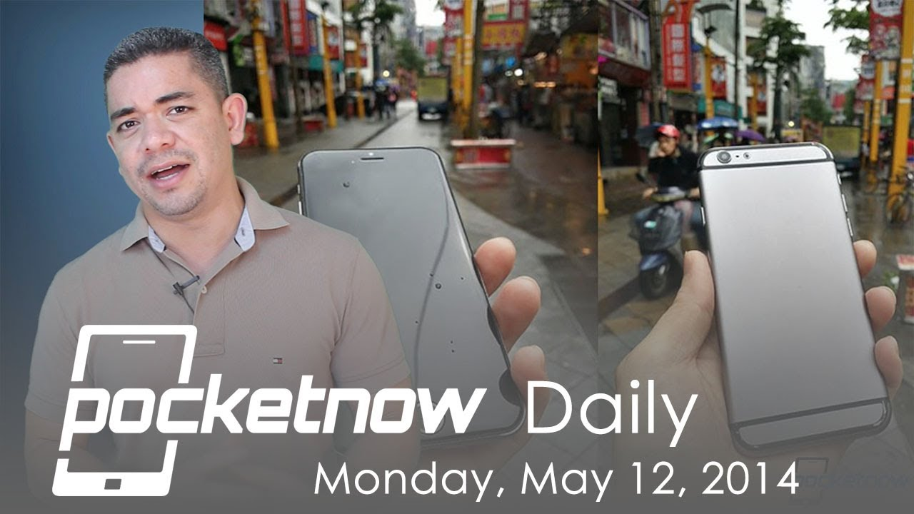iPhone 6 waterproof design, Galaxy S5 Shipments, Moto ...