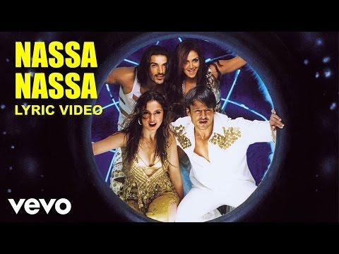 Kaal - Nassa Nassa Lyric | Sonu Nigam, Sunidhi Chauhan