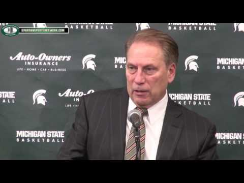 Michigan State 65 Minnesota 47: Tom Izzo