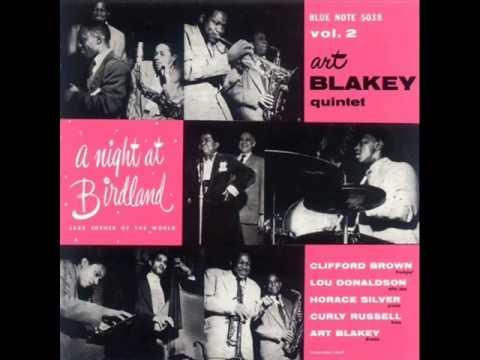 Art Blakey A Night At Birdland Volume 1