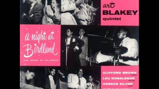 Art Blakey Quintet at Birdland - Wee-Dot