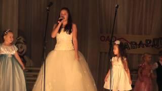 Саша Ушакова-рождественская колыбельная(Максим)