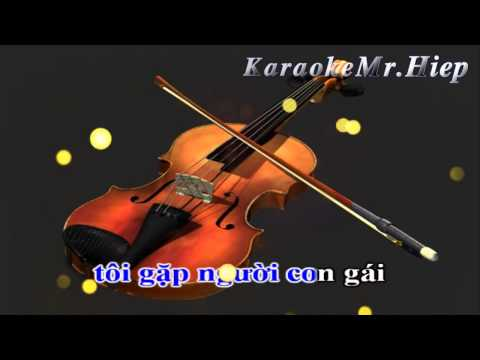[KARAOKE] Dap Vo Cay Dan - Quang Le - Beat Chuan