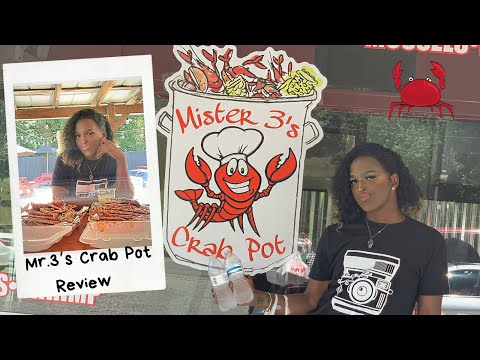 Mr.3's Crab Pot Review/BLOOPERS