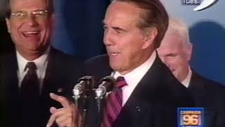 1996 Bob Dole Concession Speech
