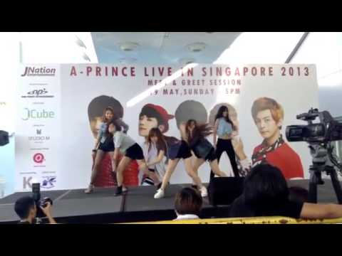 PERF New Spectrum   Asia KPOP Dance Battle 2013 Semi Finals
