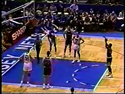 huge discount 3349a fee9b Nick Anderson: 50 Point Game Vs New Jersey (1992-93 Regular Season)