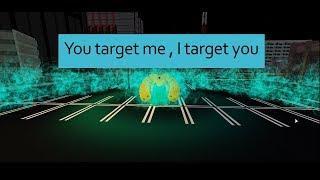[Roblox] Ro-Ghoul Vous me ciblez, je vous cible partie 1