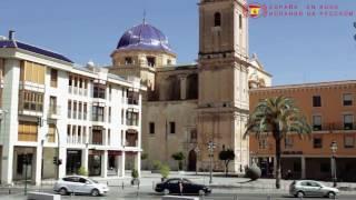 ELCHE (Эльче Испания)(Городок Эльче, расположенный в восточной части Испании, относится к категории мест, имеющих особенную атмо..., 2016-10-27T09:46:51.000Z)