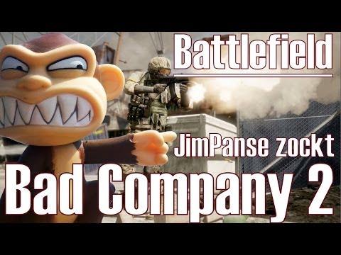 Battlefield Bad Company 2 ✯ JimPanse zockt BC2 ✯ Wollt ihr mehr sehen? [Deutsch/HD]