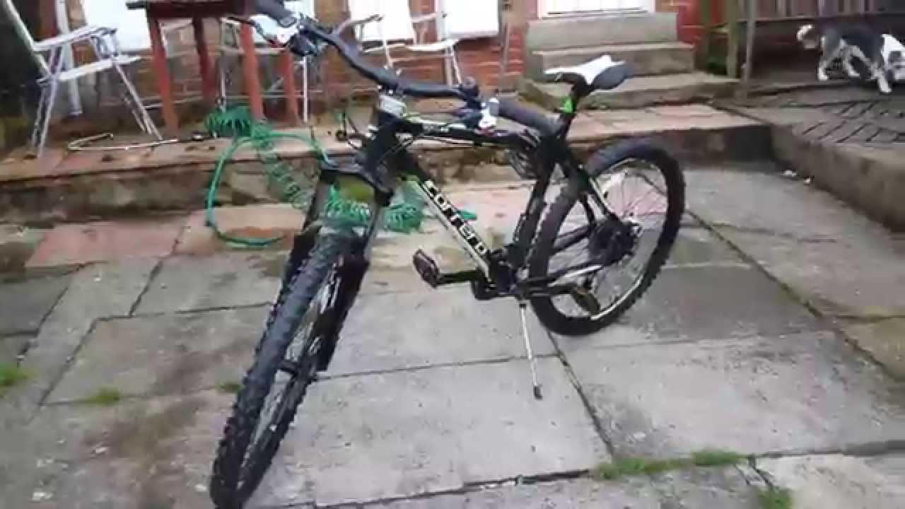 Carrera Vulcan bike review - YouTube be8150193