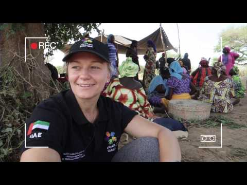 Dubai Cares Volunteer Globally Senegal 2016