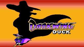 DARKWING DUCK Advance NES / Dendy прохождение + bonus level [173]