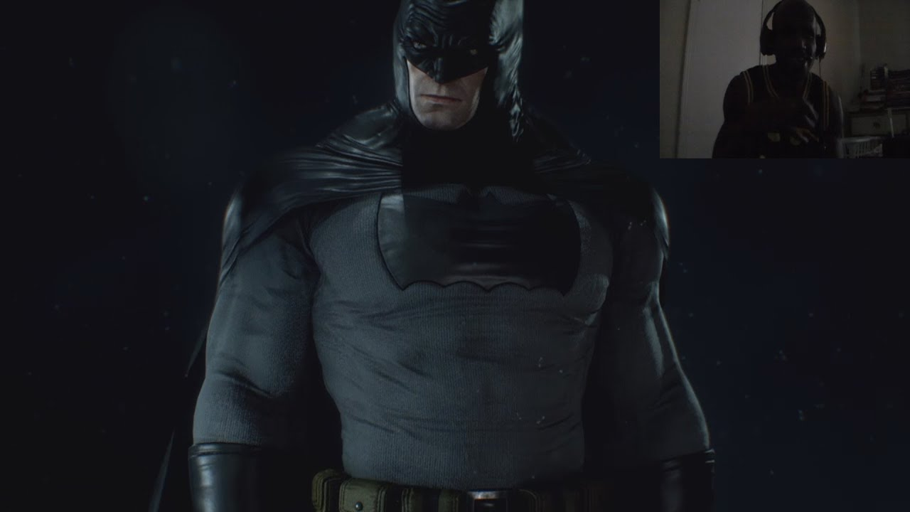 Batman: Arkham Knight Dark knight Returns Skin Gameplay ...