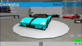 Ich habe ein neues Auto bekommen!!! | ROBLOX Street Racing entfesselt