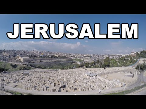 Trip To Jerusalem - Israel - December 2014