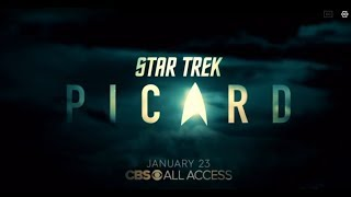 Star Trek Picard Trailer NYCC Breakdown