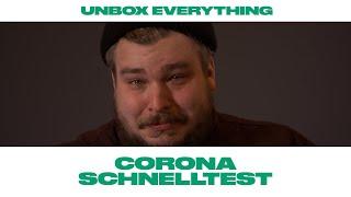 Unbox Everything: Corona-Schnelltest