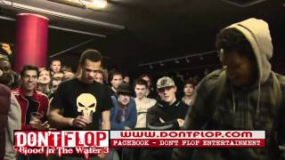 DON'T FLOP - Rap Battle - Ceezlin Vs JollyJay