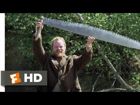 Cold Mountain (6/12) Movie CLIP - A Good Saw (2003) HD