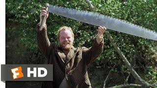 Cold Mountain (6/12) Movie CLIP - A Good Saw (2003) HD