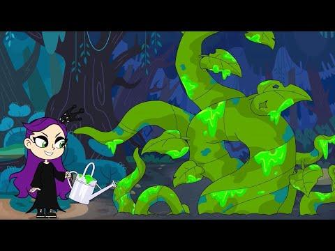 Kiddyzuzaa Land - The Beanstalk   Season 2 Episode 1   Cartoons for Children   WildBrain Cartoons