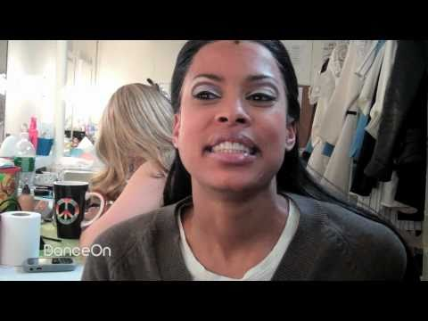 Kearran Giovanni's Broadway Debut, Catch Me If You Can