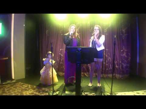 This is me - karaoke in disney dream cruise.