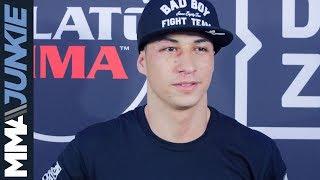 Bellator 213: Nainoa Dung full post-fight interview