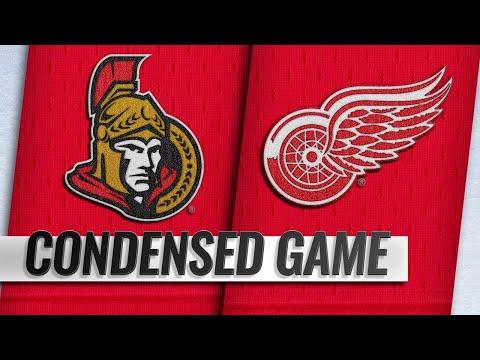 12/14/18 Condensed Game: Senators @ Red Wings