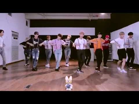 SEVENTEEN (세븐틴) - 아주 NICE (VERY NICE) Dance Practice (Mirrored)