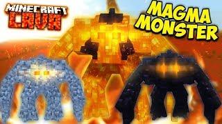 Phase 3: MAGMA MONSTER | Minecraft LAVA #15 | baastiZockt