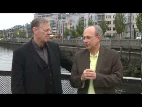 Alex Kreiger discusses waterfront design