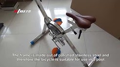 Swimming Pool Exercise Bike Underwater Bicycle for Sale