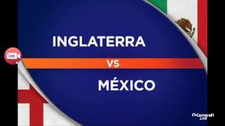 México vs Inglaterra sub17 (0-3) (audio)