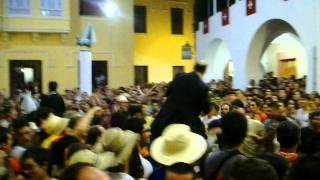 Noche de San Juan Ciudadela,Sant Joan Ciutadella 2012 l