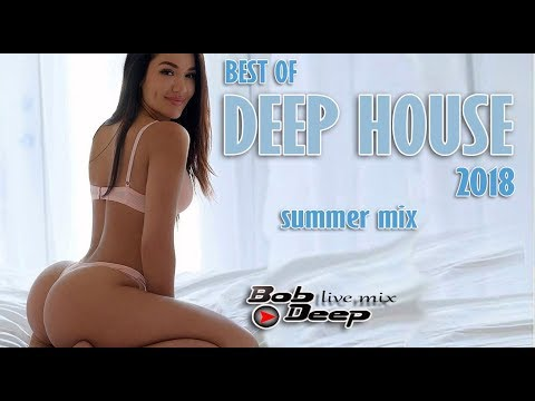 TOP DJs MIX  best of summer 2018 deep house Visit the Greek Beach bars and enjoy it