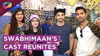 Saahil Uppal, Samridh Bawa, Ankitta Sharma And Sangeita Chauhan's Ice Cream Competition