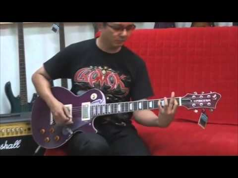 Karl Cromok do Metallica & Slayer Riff [HD]