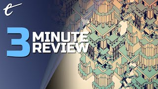 Manifold Garden | Review in 3 Minutes (Video Game Video Review)